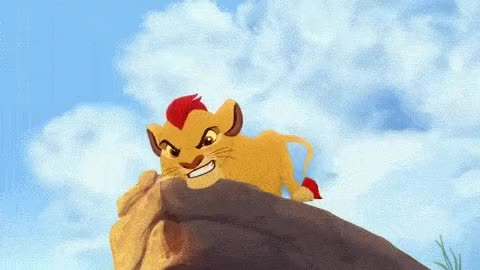 Watch and share Kion RAWR GIFs on Gfycat
