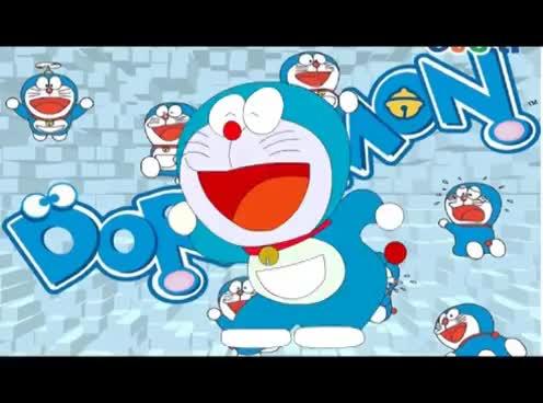 Watch and share Doraemon Dance GIFs on Gfycat