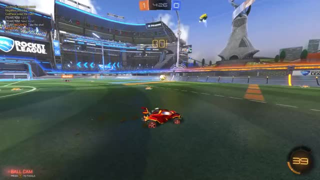 Watch I just wanted to hit it... GIF by Jawaad (@jawaad132) on Gfycat. Discover more Competitive, Goal, Rocket League, RocketLeague GIFs on Gfycat