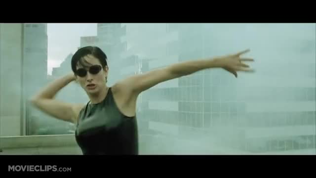 Watch The Matrix (1999) GIF on Gfycat. Discover more carrie-anne moss, gun videos, hugo weaving, keanu reeves, knife videos, paul goddard, robert taylor, the matrix, the matrix clip, the matrixs reloaded part 1 GIFs on Gfycat
