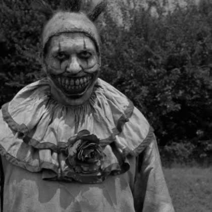 Watch and share Scary Clown Saying Its Ok GIFs on Gfycat