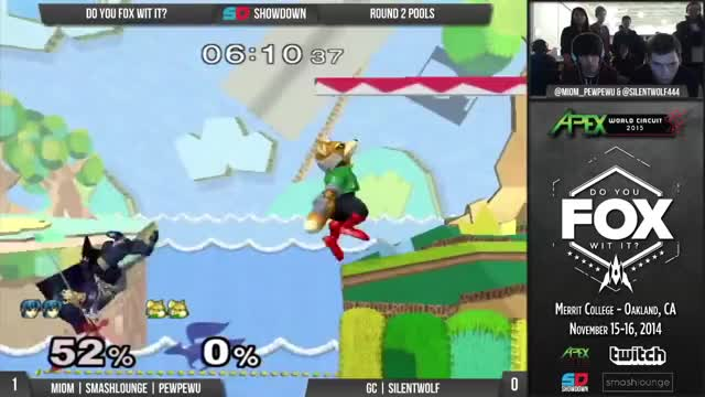 Watch and share Marth Fox Marth Builds A Bait 1 GIFs by adpextwindong on Gfycat
