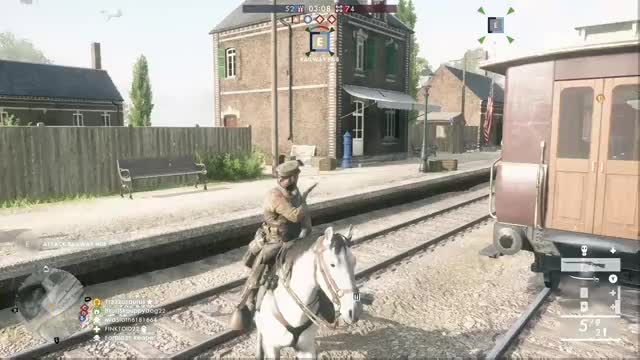 Watch and share Battlefield One GIFs by treezygames on Gfycat
