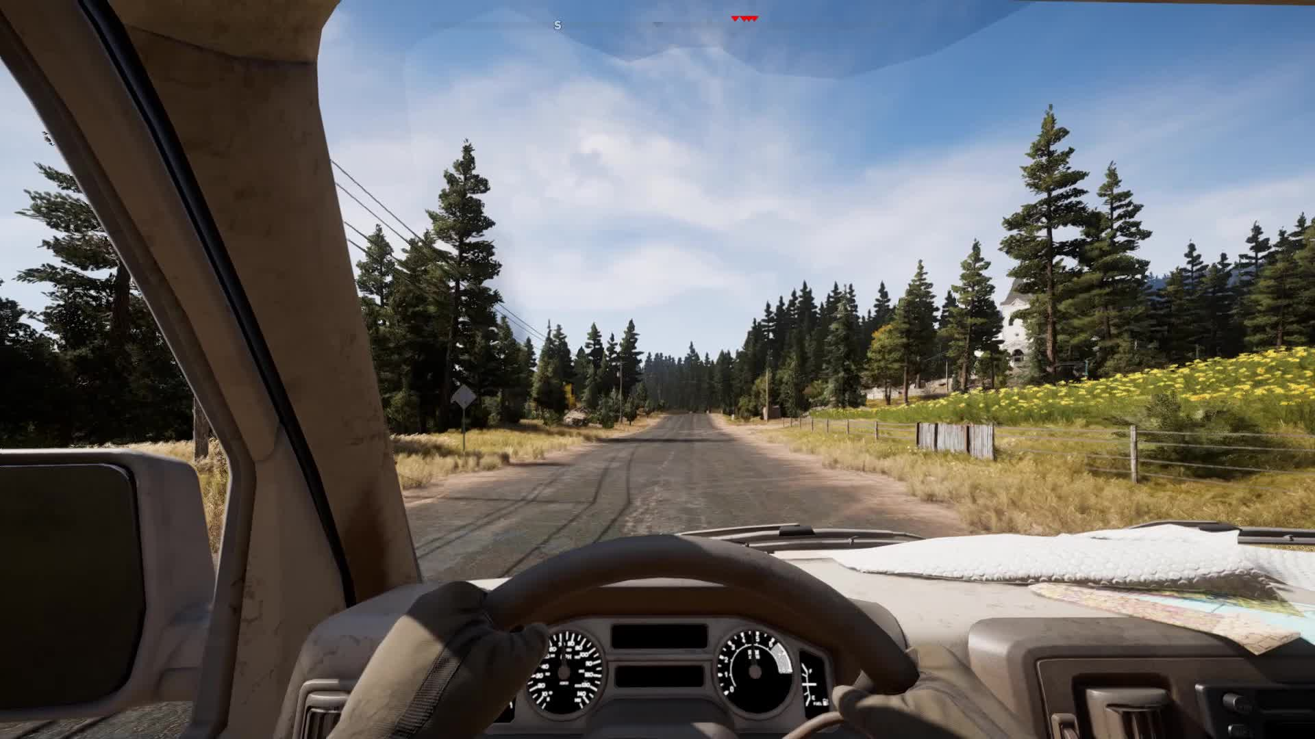 Far Cry 5, Spinning Van GIFs