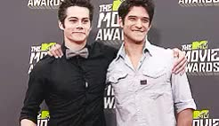 Watch jazz it up. GIF on Gfycat. Discover more *, dobedit, dylan o'brien, gif, obrosey, tyler posey GIFs on Gfycat