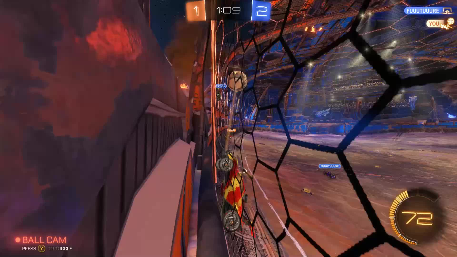 Rocket League, rocketleague, RKOOuttaNowhere GIFs