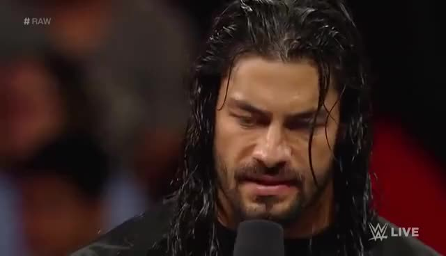 Watch Roman Reigns talking gif GIF on Gfycat. Discover more related GIFs on Gfycat