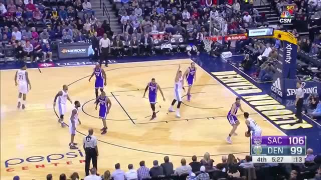 Watch and share Denver Nuggets GIFs and Jamal Murray GIFs by bladner on Gfycat