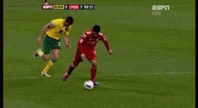 Watch and share Suarez Norwich GIFs on Gfycat