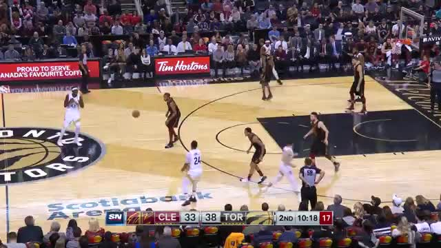 Watch Too Hard GIF by @louiszatzman on Gfycat. Discover more Cleveland Cavaliers, Toronto Raptors, basketball GIFs on Gfycat