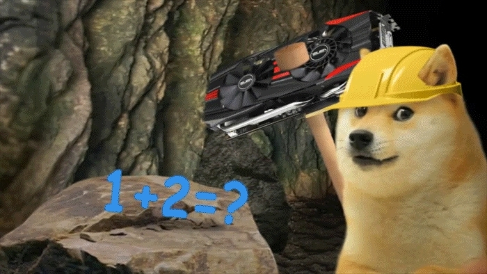 gfycats, DogeCoin mining in a cave (reddit) GIFs
