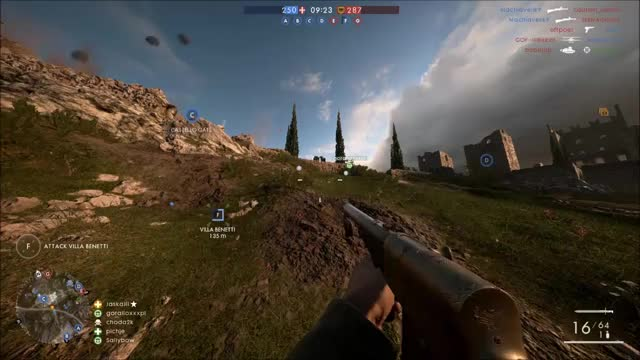 Watch and share Battlefield 1 GIFs and Battlefeld 1 GIFs by Peropkian on Gfycat