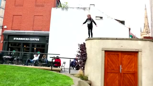Watch and share Freerunning GIFs and Parkour GIFs on Gfycat