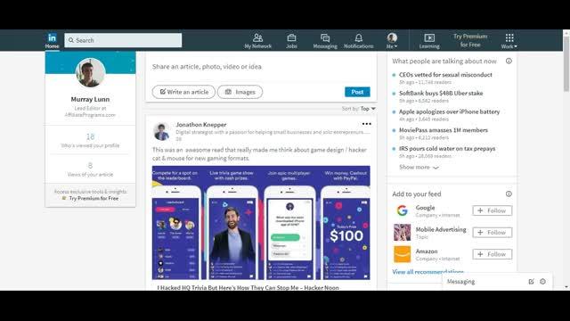 Watch and share LinkedIn Share GIFs on Gfycat