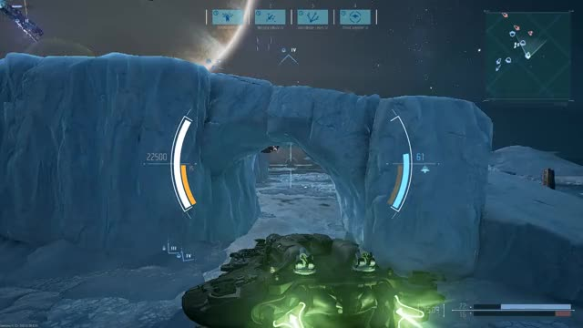 Dreadnought - Koshei Ram 7 - Through Iceburg
