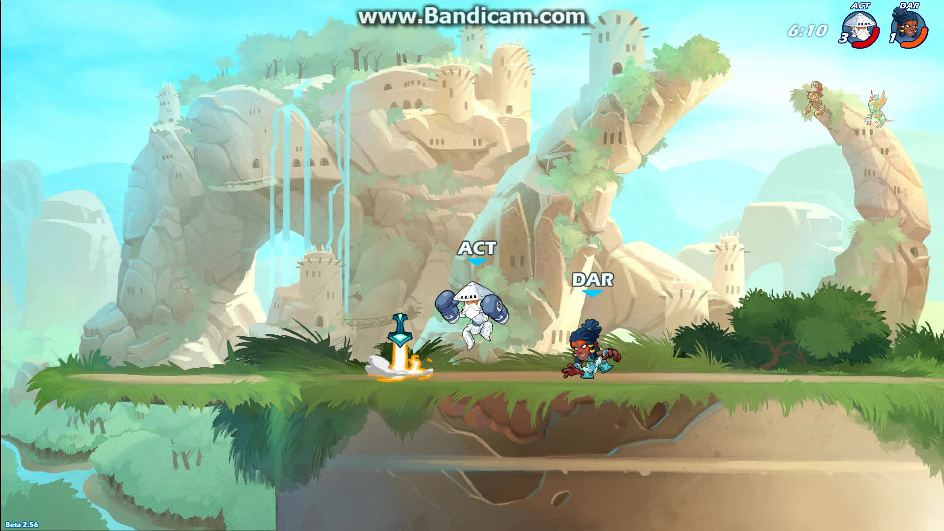 ACT Channel (YouTube), brawlhalla GIFs