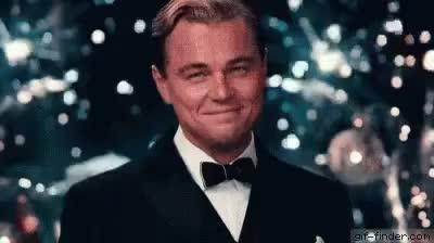 Watch Leonardo Dicaprio Cheers GIF on Gfycat. Discover more Cheers, LeonardoDicaprio, TheGreatGatsby, celebs, leonardo dicaprio GIFs on Gfycat