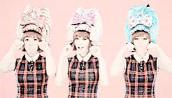 Watch and share Orange Caramel GIFs and Park Sooyoung GIFs on Gfycat