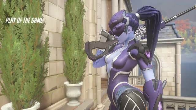 Watch and share Widowmaker GIFs and Overwatch GIFs by shinku on Gfycat