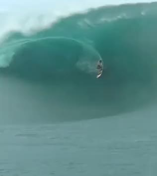 Watch and share Teahupo'o Wipeout GIFs and Big Wave Surfing GIFs on Gfycat