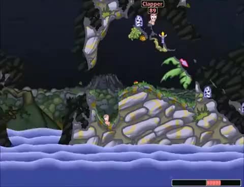 Watch and share Worms Armageddon Weapon Mods GIFs on Gfycat
