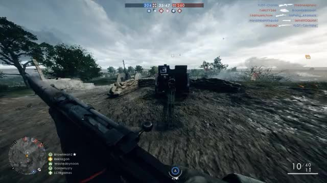 Watch and share Battlefield 1 GIFs on Gfycat