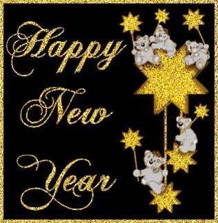 Watch and share Happy New Year - Animation Newest Pictures Animated GIFs on Gfycat