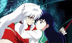 Watch and share Such A Couple Omg GIFs and Inuyasha GIFs on Gfycat