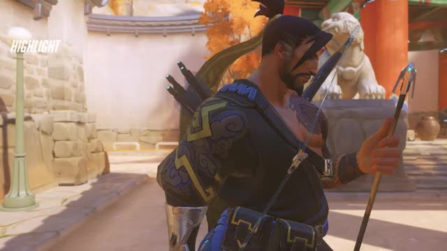 Watch Hanzo GIF by EjakNein (@ejaknein) on Gfycat. Discover more hanzo, highlight, overwatch GIFs on Gfycat