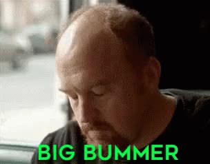 Watch and share Louis Ck GIFs and Aww Man GIFs on Gfycat