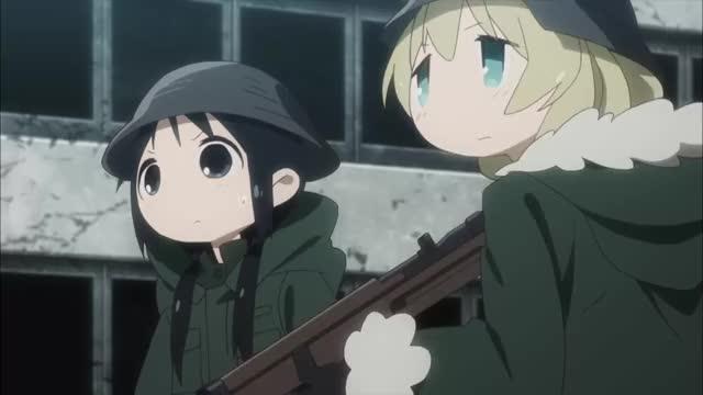 Watch Shoujo Shuumatsu Ryokou - 03 1 GIF by @yumiko on Gfycat. Discover more ShoujoShuumatsuRyokou, anime GIFs on Gfycat