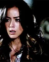 Watch and share Agents Of Shield GIFs and Chloe Bennet GIFs on Gfycat