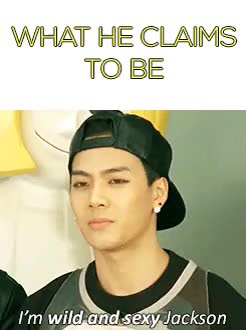 Watch and share Jackson Wang GIFs and Ujwgifs GIFs on Gfycat