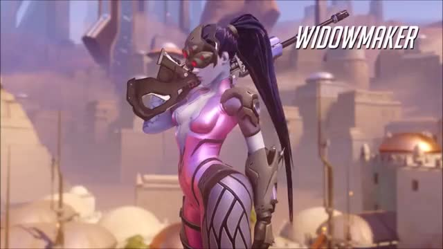 Watch Widowmaker GIF by @overwatchpt on Gfycat. Discover more overwatch GIFs on Gfycat