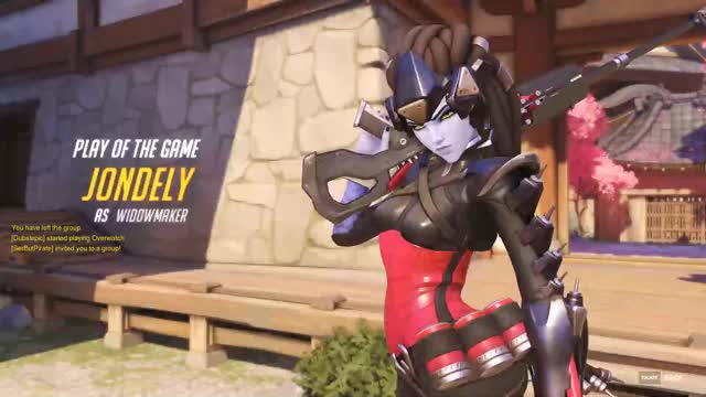 Watch Widowmaker GIF by @jondely on Gfycat. Discover more overwatch GIFs on Gfycat