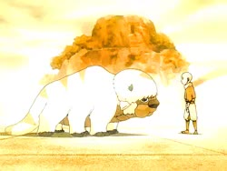 Watch and share Appa's Lost Days GIFs and Appa And Aang GIFs on Gfycat