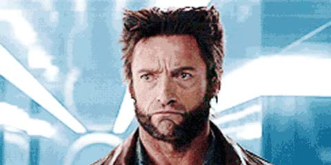 Watch this hugh jackman GIF on Gfycat. Discover more hugh jackman, wolverine, x men GIFs on Gfycat
