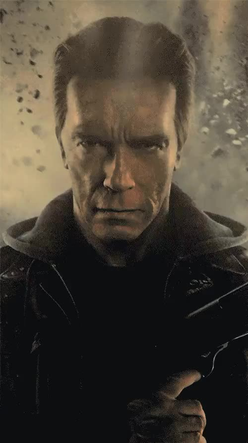 Watch and share The Terminator GIFs by bad-r0bot on Gfycat