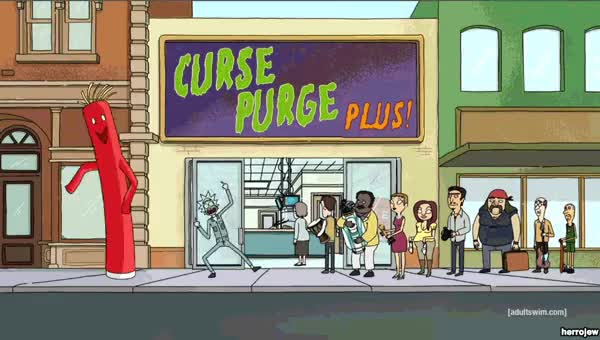 Watch Wubba Lubba Dub Dubs : rickandmorty GIF on Gfycat. Discover more related GIFs on Gfycat
