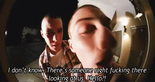 Watch and share American History X GIFs and Giuseppe Andrews GIFs on Gfycat