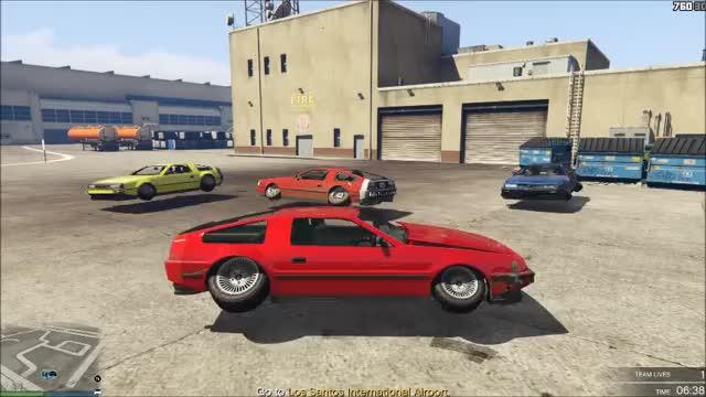 Watch and share GTA 5 Gif Cars GIFs on Gfycat