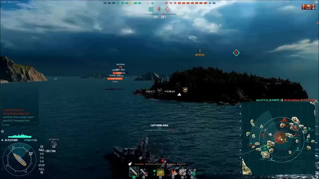 Watch and share World Of Warships GIFs and Redditsync GIFs by Kazeshi on Gfycat