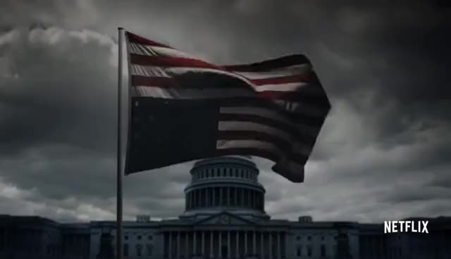 Watch House of Cards | Season 5 Date Announcement [HD] | Netflix GIF on Gfycat. Discover more related GIFs on Gfycat