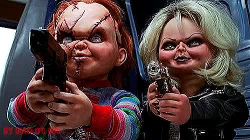 Watch and share La No Chucky Bride Of Chucky Gif GIFs on Gfycat