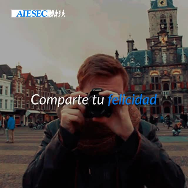 Watch and share Felicidad GIFs and Aiesec GIFs by Lucas on Gfycat