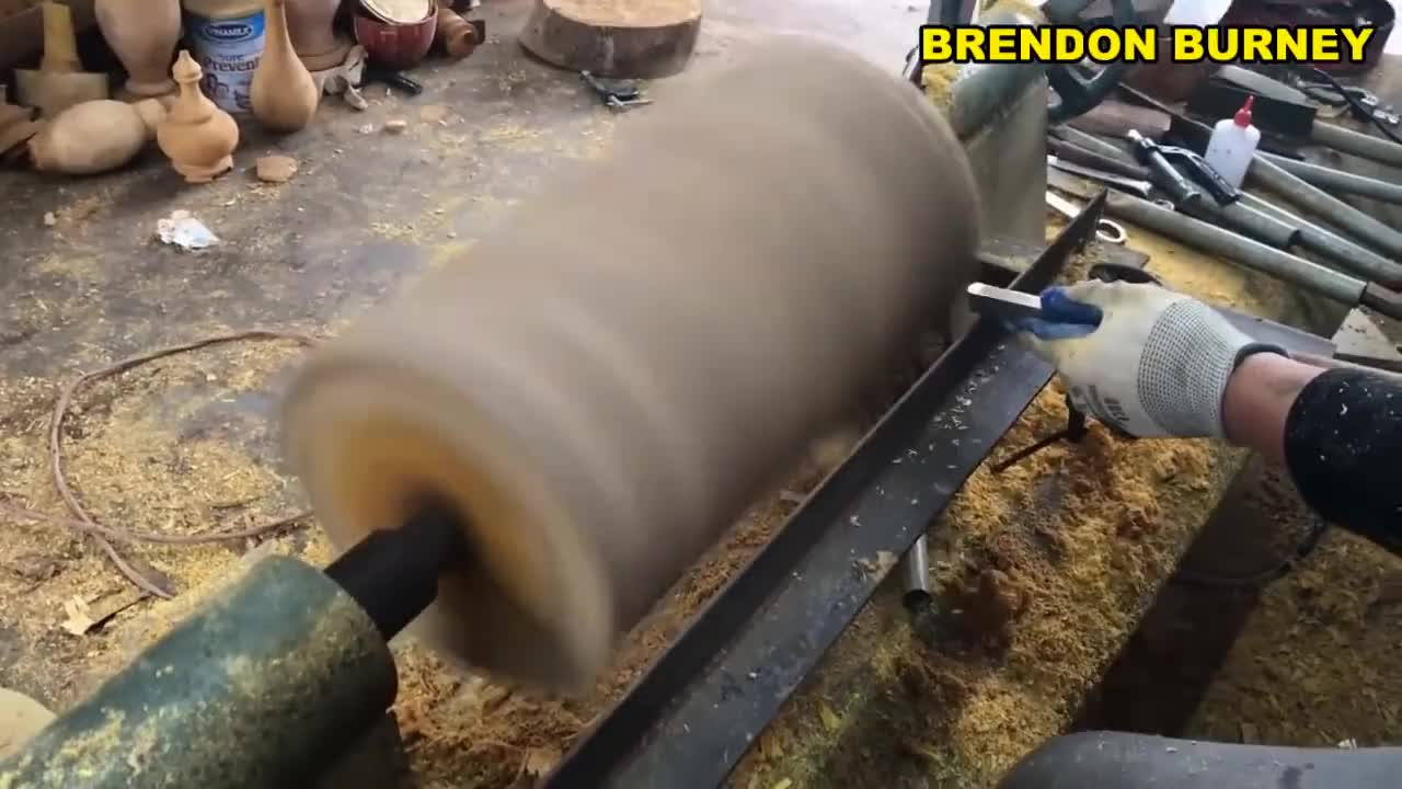All Tags, australian, basic, channel, diarama, discovery, diy, inventors, machine, machining, maqueta, milling, miniature, network, skills, torno, turning, webb, woodturning, woodwork, Amazing Carpenters Techniques Extreme Fastest Woodworking Creative Style - Wooden Lathe Complete GIFs