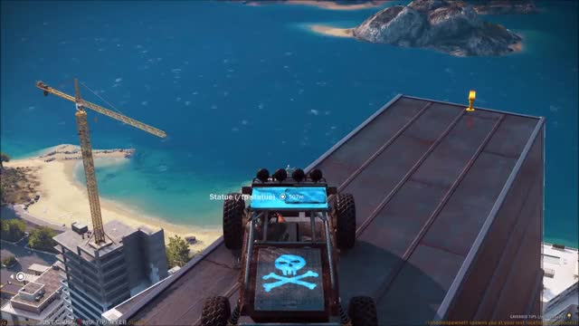 Watch Statue Crash I did as a challenge. GIF by Charley Tank (@charleytank) on Gfycat. Discover more Charleytank, Just Cause 3 Multiplayer, Long Range Statue crash GIFs on Gfycat