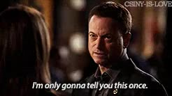Watch and share Gary Sinise GIFs and Jo Danville GIFs on Gfycat
