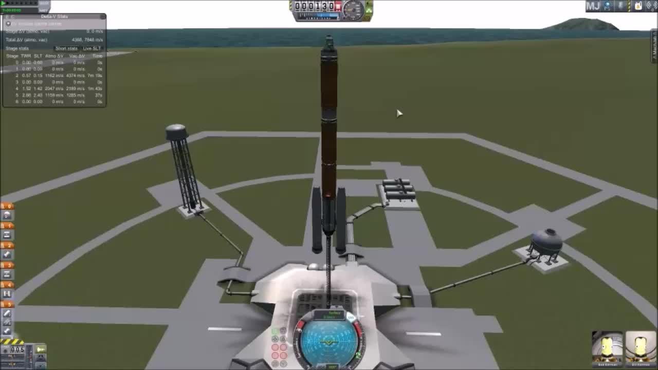 KSP launch GIFs