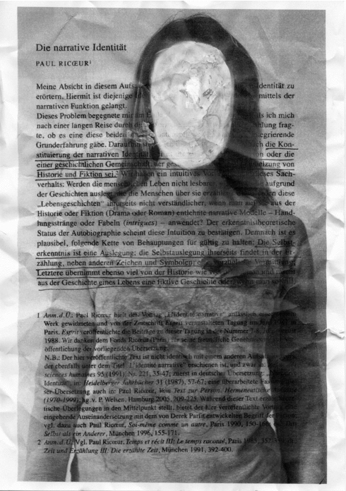 2015, acrylic, animation, anna malina, art, artists on tumblr, black and white, faces, gif, laser dreams, laser print, moving laser dreams, paul ricoeur, paul ricœur, skulls, white, words, {2o15} (about) GIFs